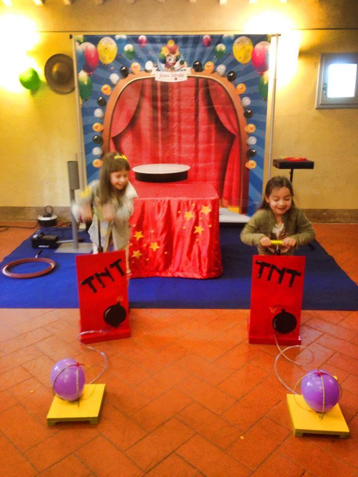 abbastanza Festa Luna Park per Bambini a Motevarchi, valdarno, Firenze  YW87