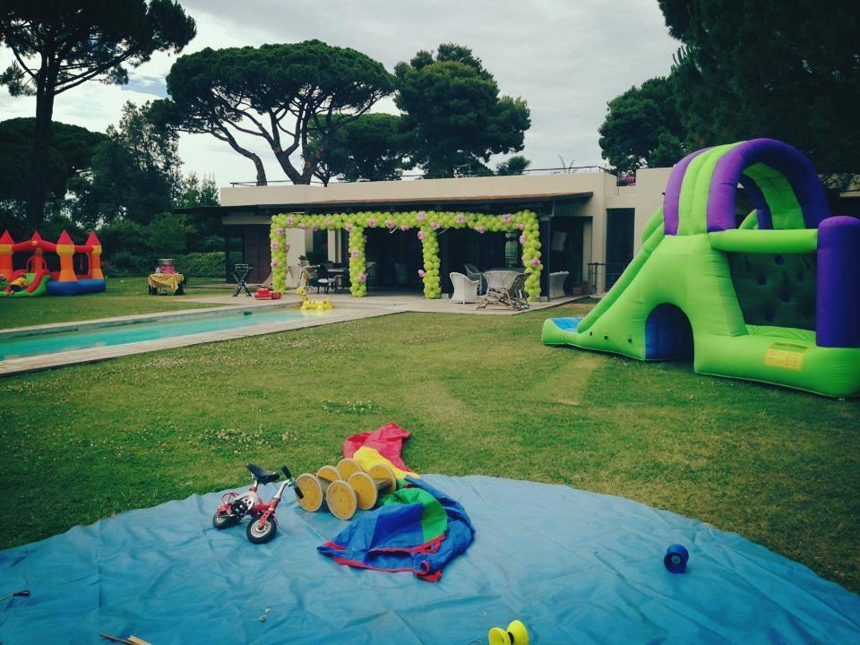 Noleggio Gonfiabile per bambini a Firenze, arezzo, Siena adatto