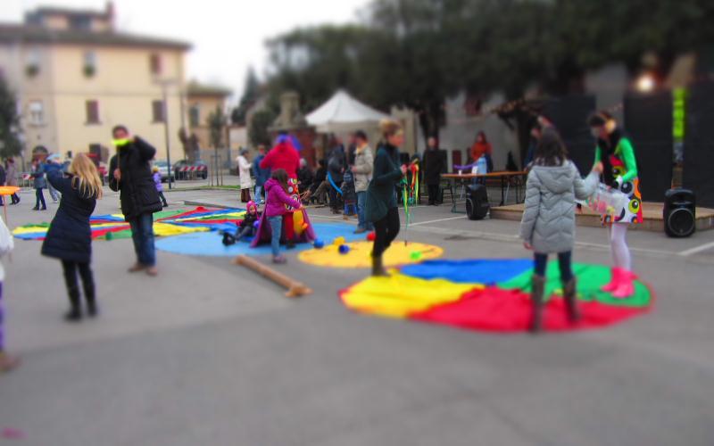 abbastanza Giochi da Circo - Animazioni - Animazione e feste per bambini  IJ21