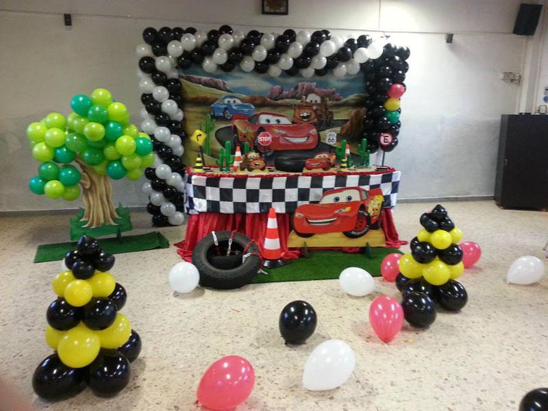 Tavolo Compleanno Topolino : Allestimento con palloncini feste di compleanno per bambini ad