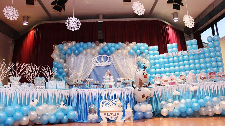 Allestimento Per Feste Di Compleanno Per Bambini Con Palloncini Ad