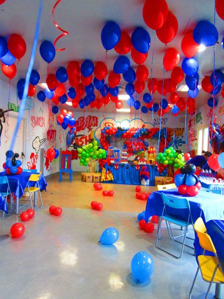 Prato animazione per bambini a prato e feste di for Addobbi per feste in piscina