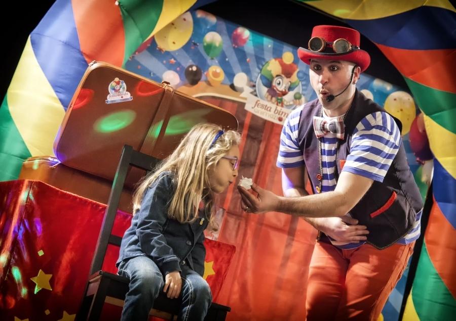 Spettacoli di Magia per bambini a Firenze, Siena, Arezzo