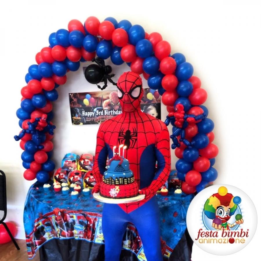 Allestimento con palloncini Feste di Compleanno per bambini ad