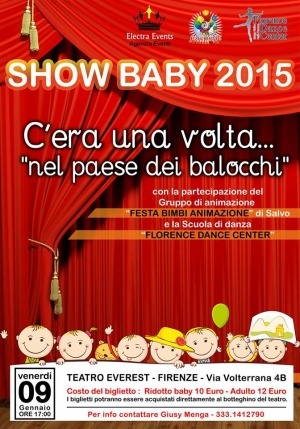 SHOW BABY 2015